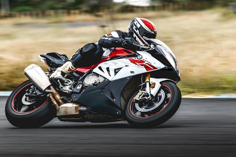 BMW Ibbenbüren Motorrad S1000 Rennstrecke