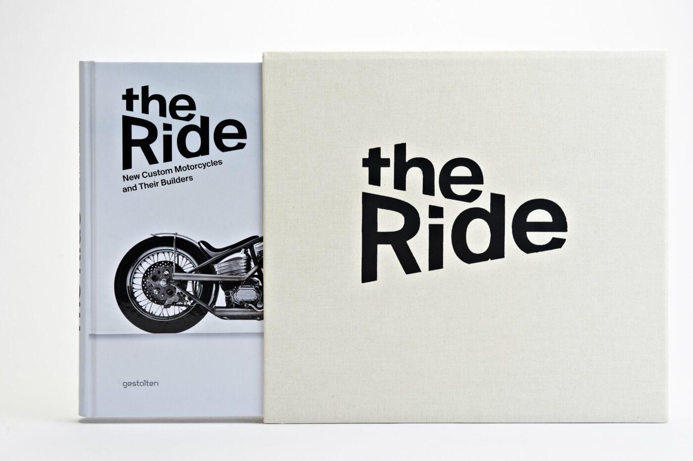 The Ride Book, Cover - Custom Motorräder Inspiration, Ibbenbüren