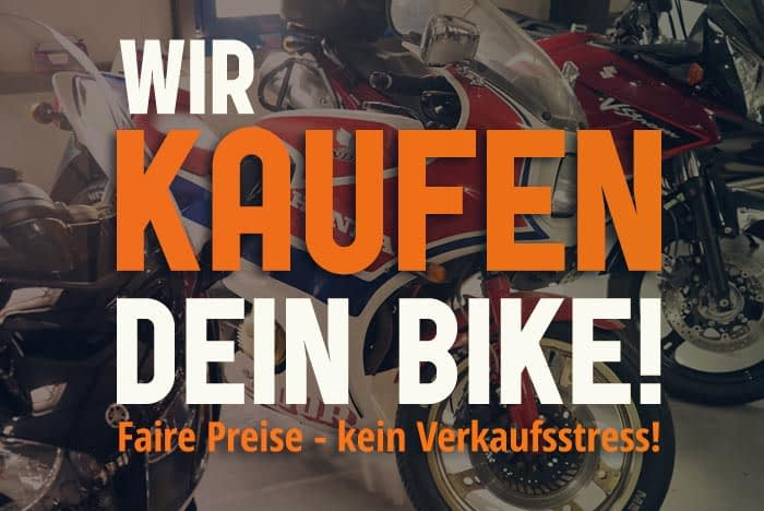 Motorrad verkaufen bei Motorrad Ibbenbüren
