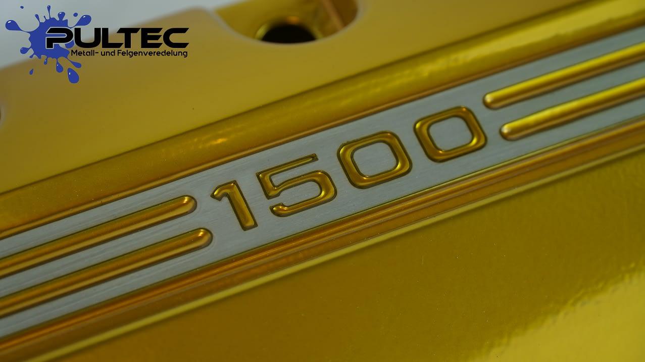 BMW Motordeckel von Pultec bei der Motorradwerkstatt aus Ibbenbüren