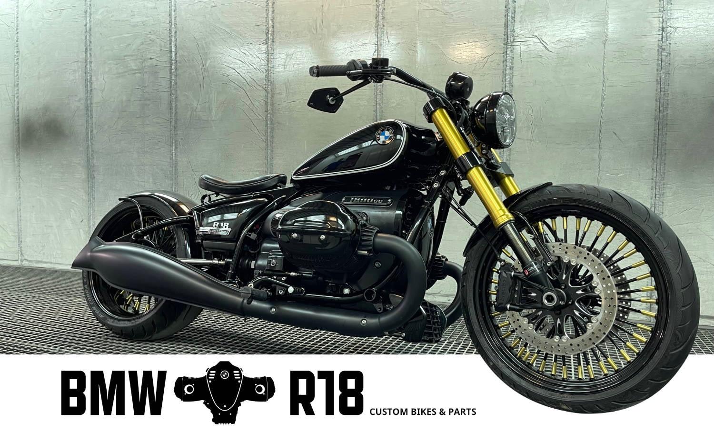 BMW R18 Custom Motorrad