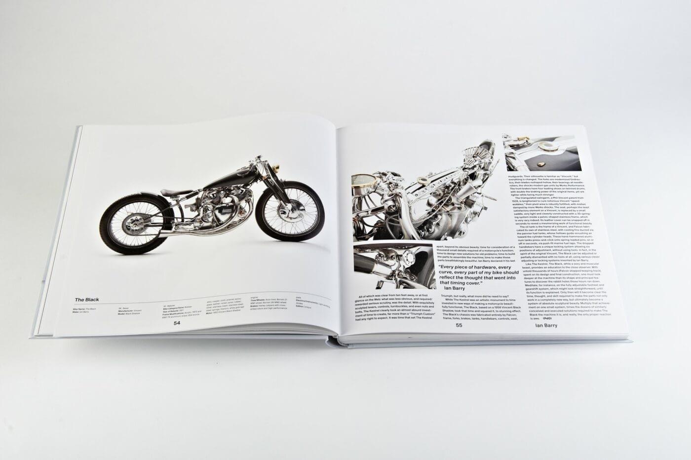 The Ride Book, BMW - Custom Motorräder Inspiration, Ibbenbüren