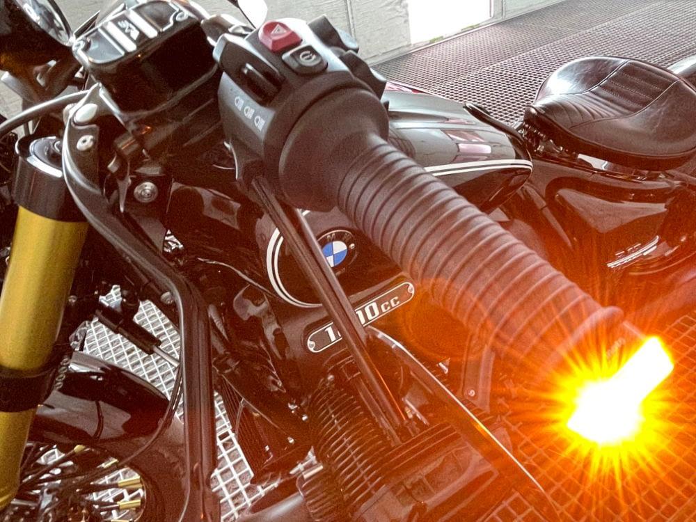BMW R18 Custom Lenkerendenblinker